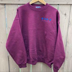 Vintage Hanes DEFY Drugs Sweater